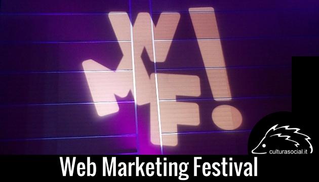 web marketing festival cultura social